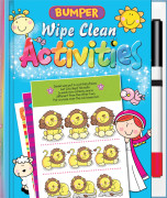 Activities Book Cover