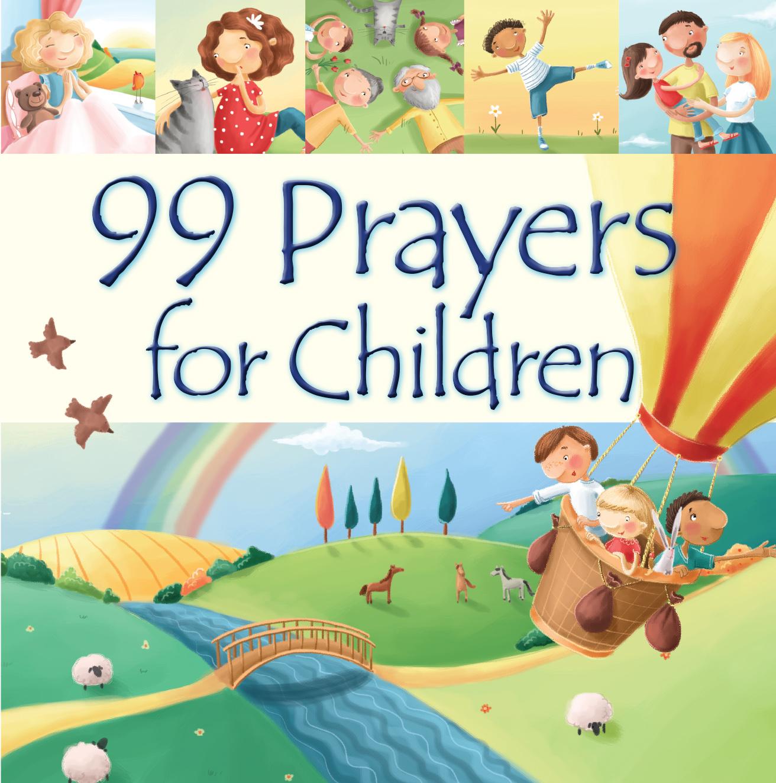 99 Prayers for Children - Redemptorist Communications